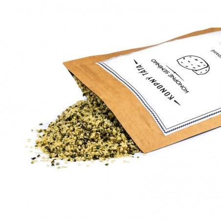 Konopný Táta - Konopná semínka loupané 500 g