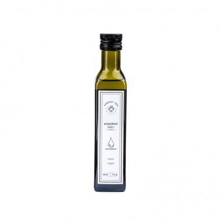 Konopný Táta - Konopný olej panenský 250 ml