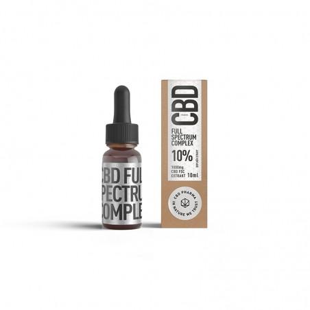 CBD PHARMA - CBD FULL SPECTRUM OLEJ 10% 10ml