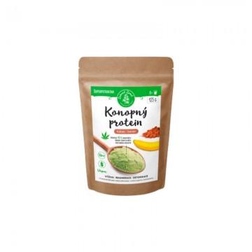 Konopný protein Banán