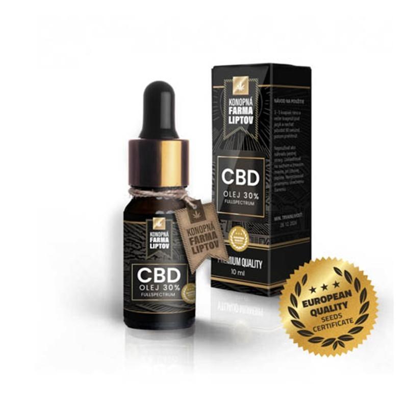 CBD olej